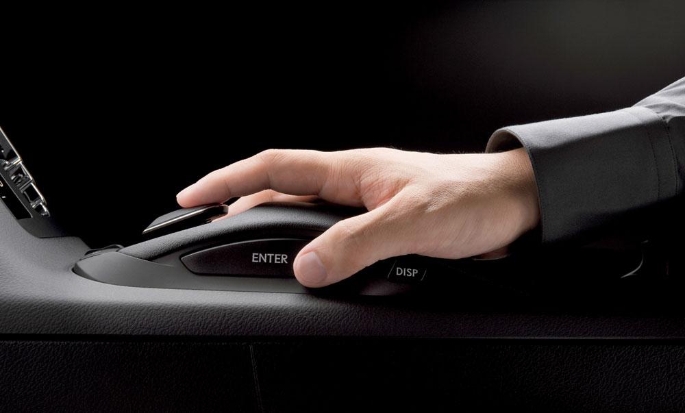 Lexus RX Remote Touch