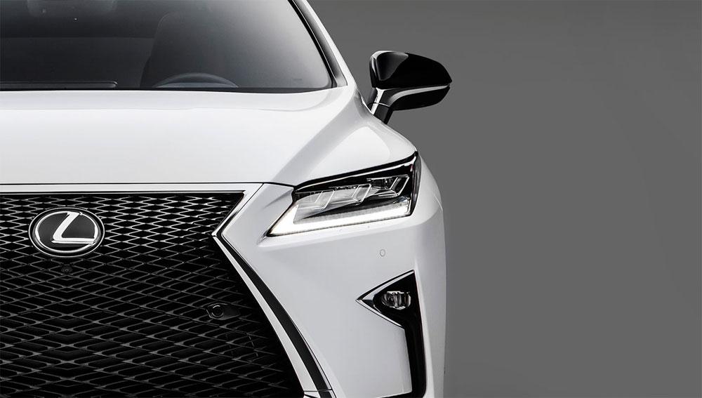 Lexus RX Exterior