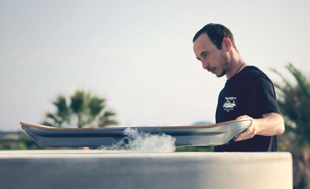 Lexus Pro Skater Ross McGouran