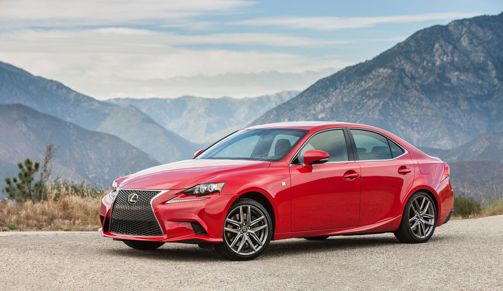 Lexus USA IS 200t F SPORT