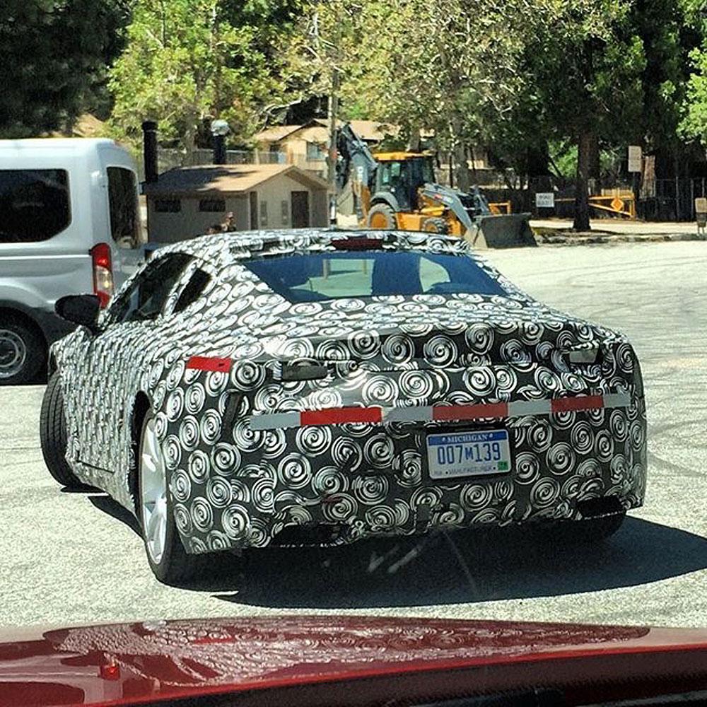 Lexus LF-LC Production Prototype 2