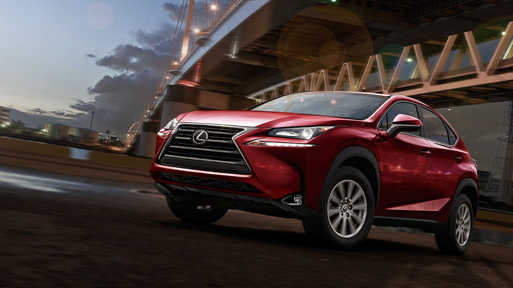 Lexus NX July Sales 2015