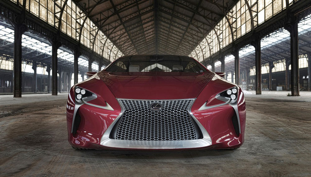 Lexus LF-LC Production Model