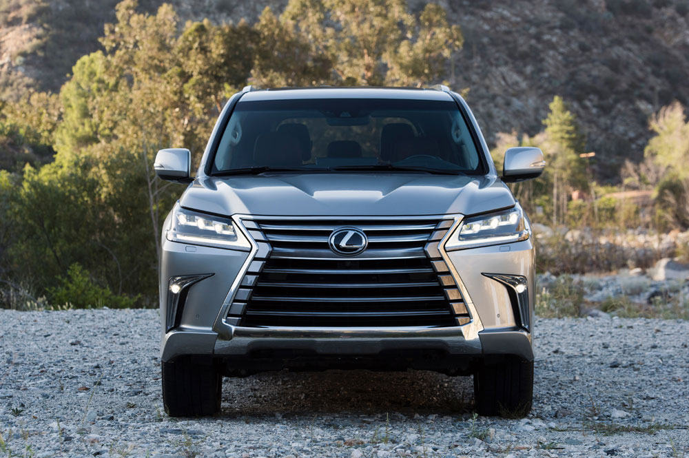 Lexus Announces 2016 LX 570 With All New Exterior U0026 Interior Design | Lexus  Enthusiast