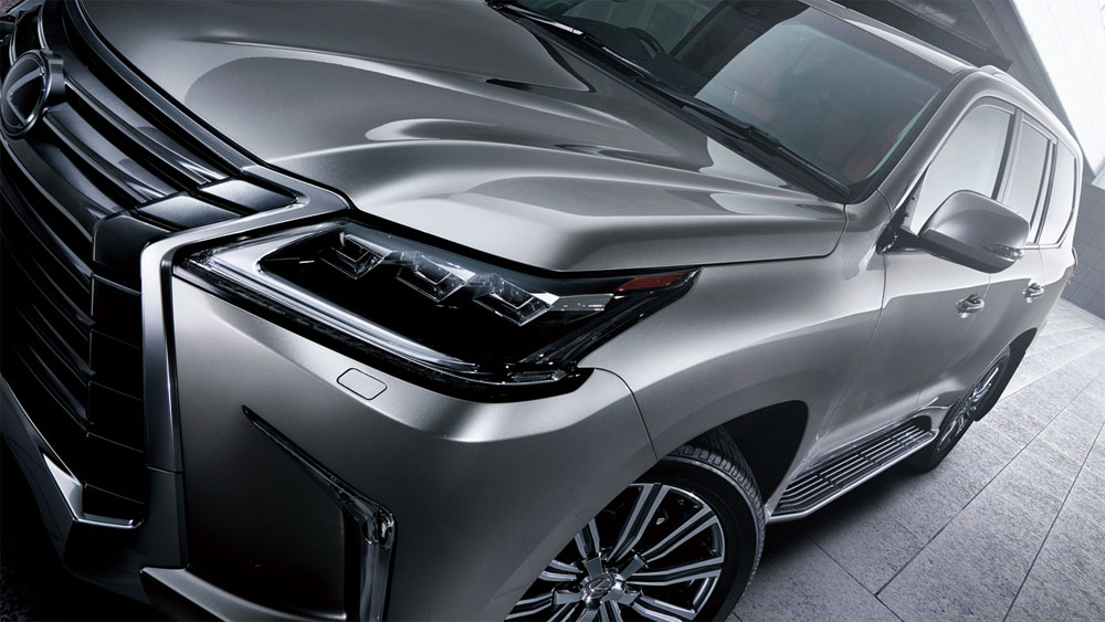 Official: The Updated 2016 Lexus LX 570 Now Available in Japan ...