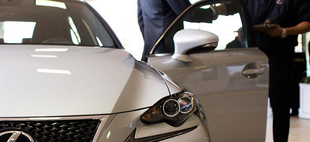 Lexus Customer Service Stories