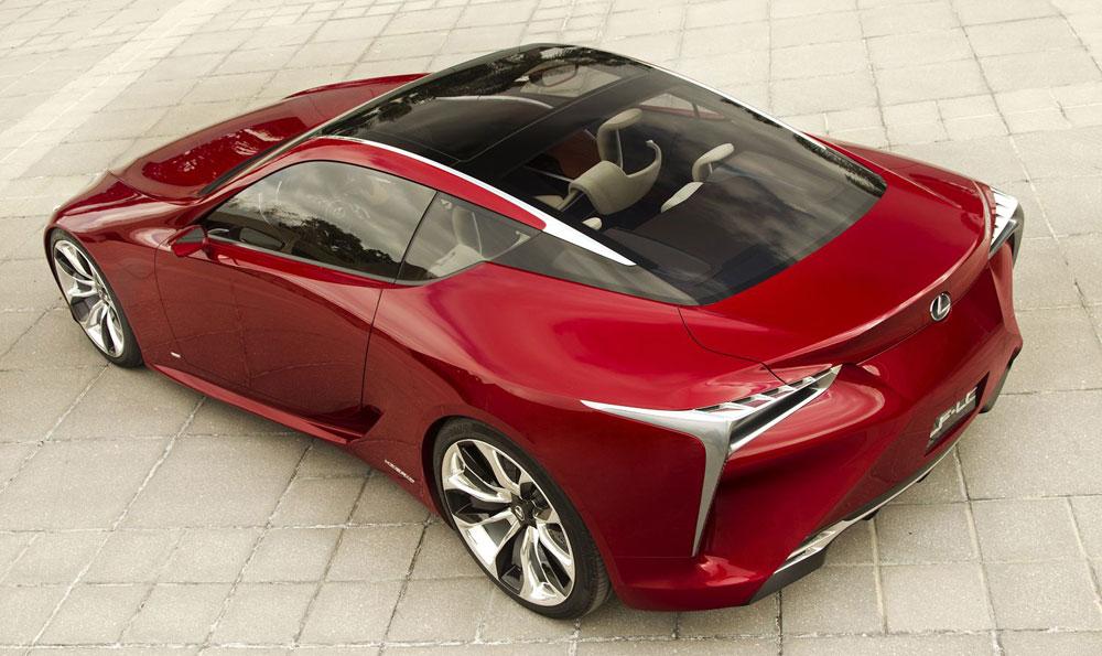 Lexus LF-LC Convertible