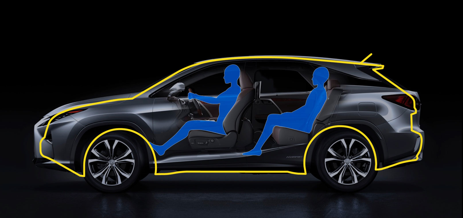 2016 Lexus Rx 350 450h Preview Enthusiast Rx450h Wiring Diagram Vs 2010 Model