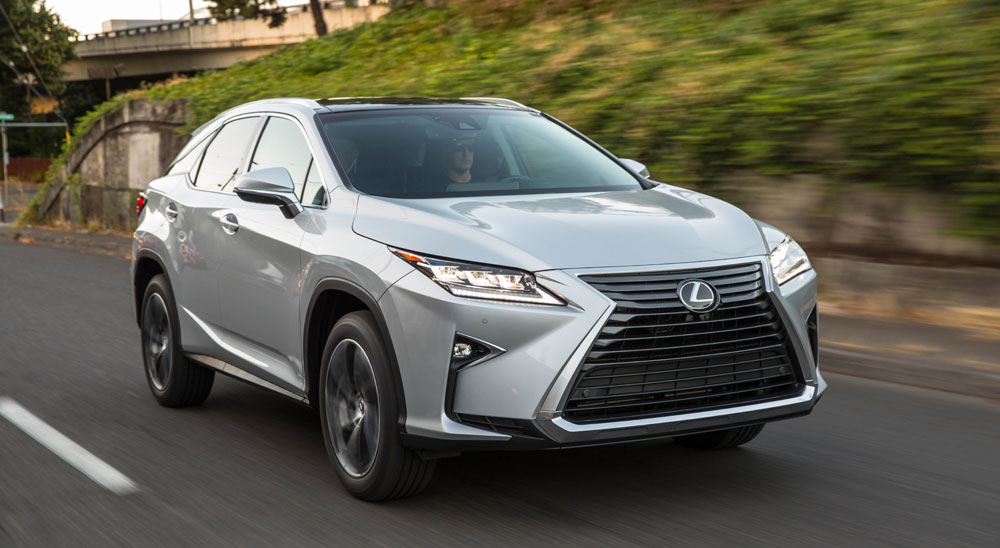 2016 Lexus RX 350 & RX 450h Preview | Lexus Enthusiast
