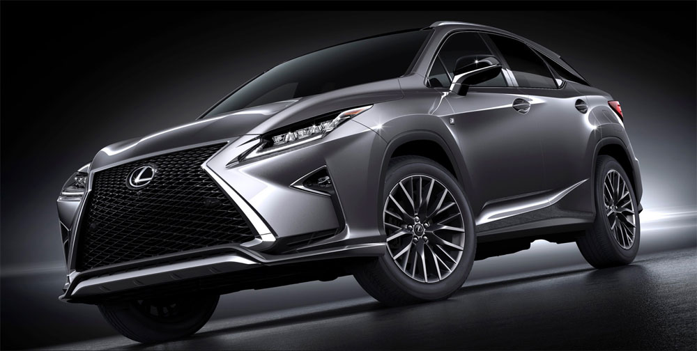 Lexus RX F SPORT