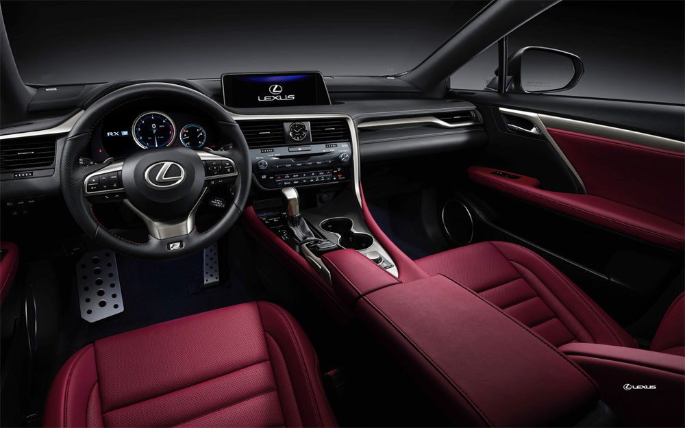 Auto Buzz 2016 Lexus Rx 350 Rx 450h Preview