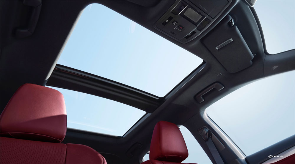 Lexus RX Panoramic Roof