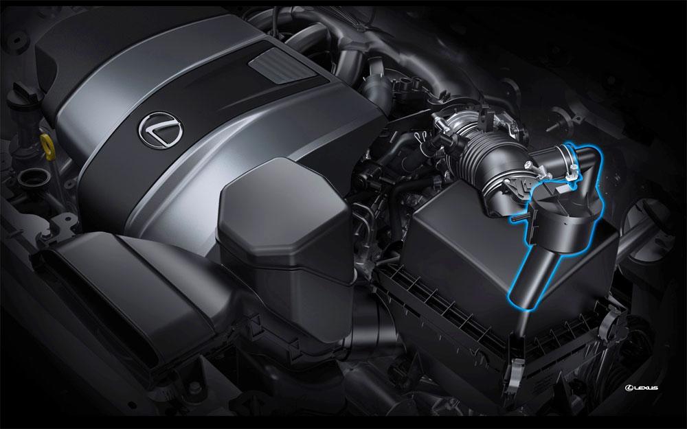 Lexus RX Sound Generator