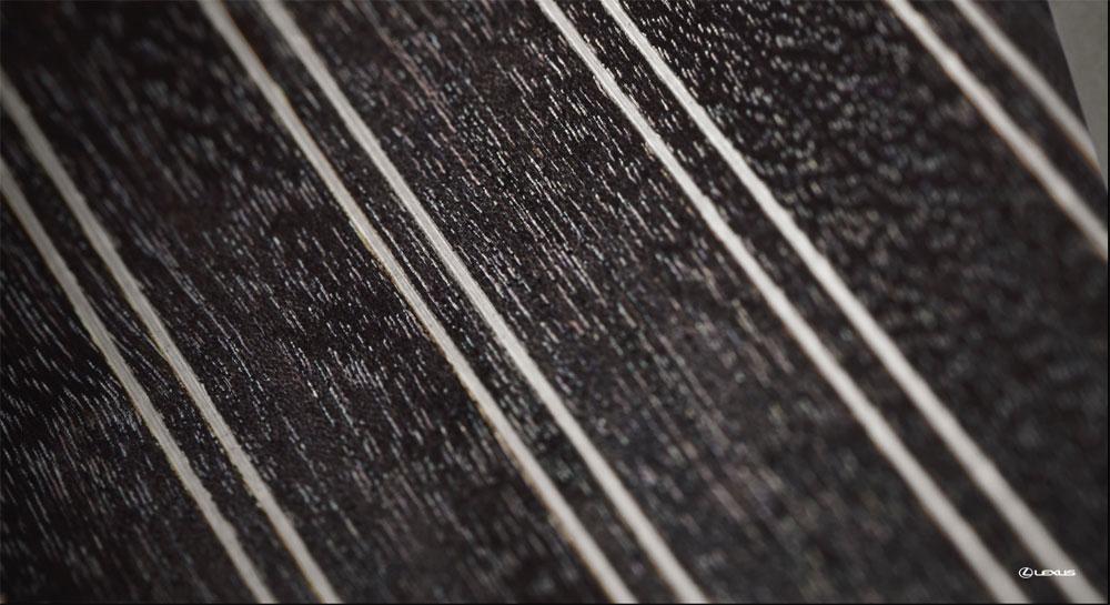 Lexus RX Sapele Wood