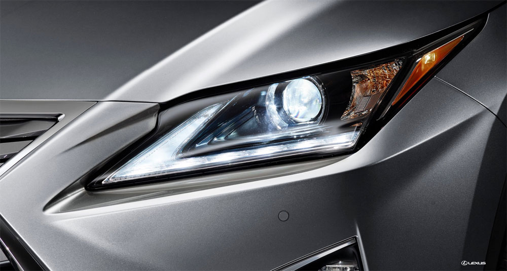 Lexus RX Standard LED Lamps