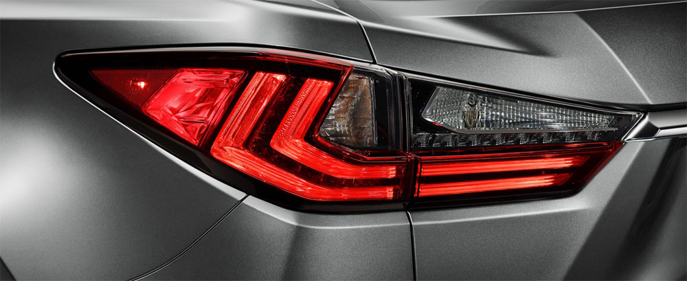 Lexus RX Standard Tail