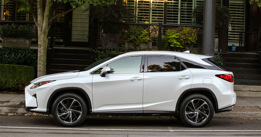 Lexus RX Three Row Crossover