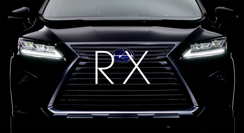 Lexus RX Videos