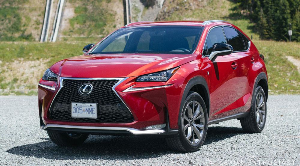 Lexus NX Trolls Consumer Reports