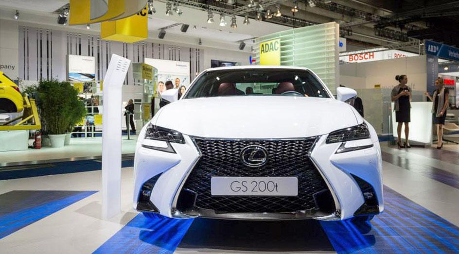 2016 Lexus GS F SPORT