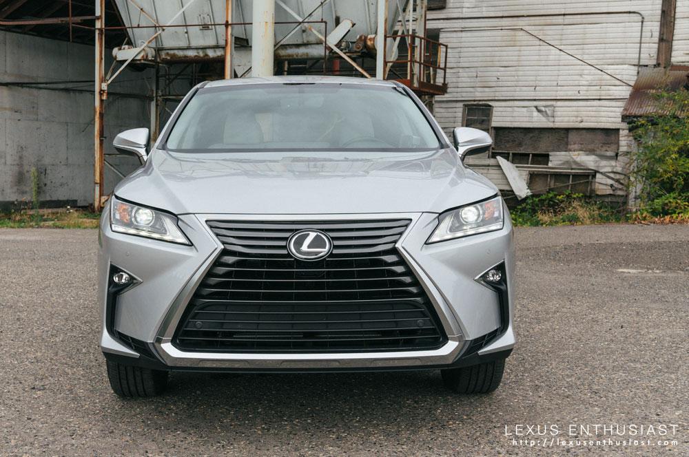 Lexus RX 350 Front