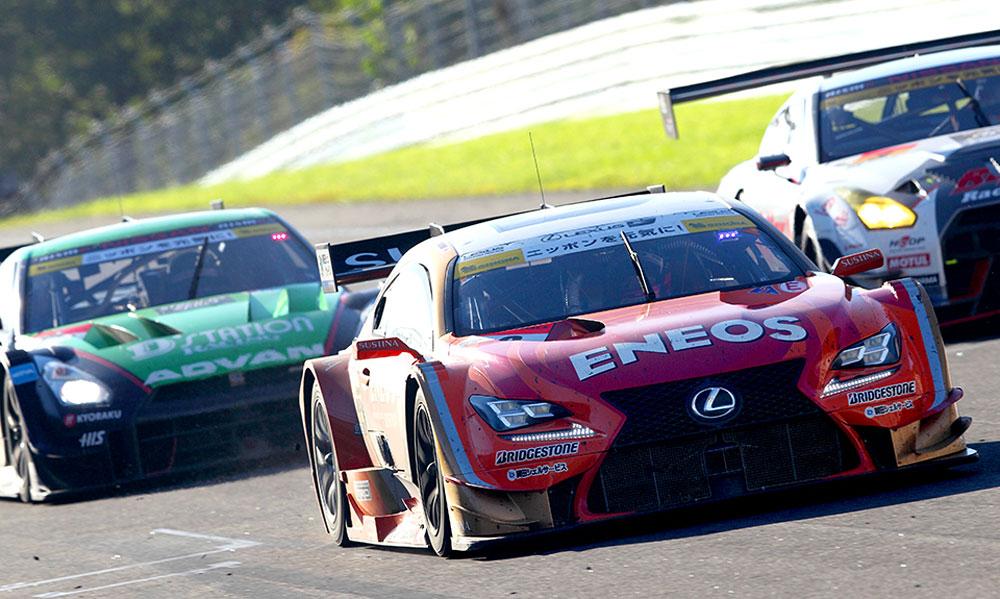 Lexus Super GT Round 6
