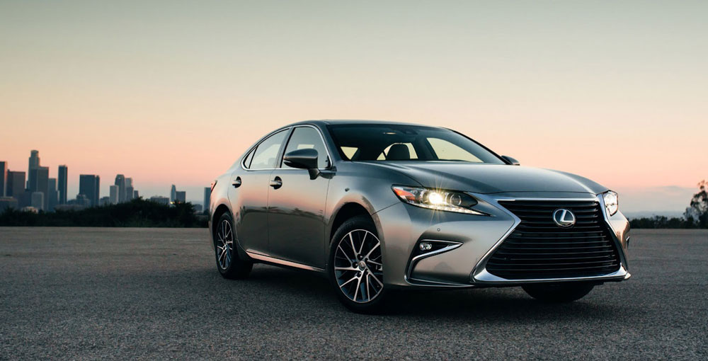 Lexus ES 2016 Top Safety Pick
