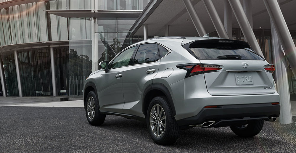 Lexus NX Sales Report