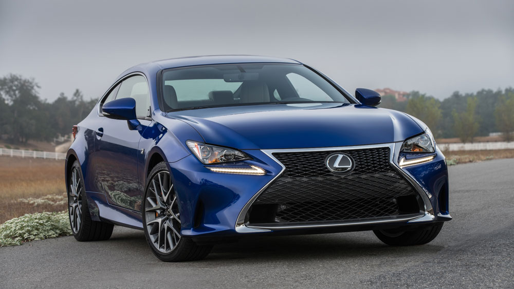 lexus rc 200t f sport. Black Bedroom Furniture Sets. Home Design Ideas