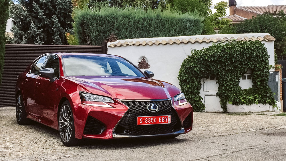 2016 lexus gs 350 red 200 interior and exterior images. Black Bedroom Furniture Sets. Home Design Ideas