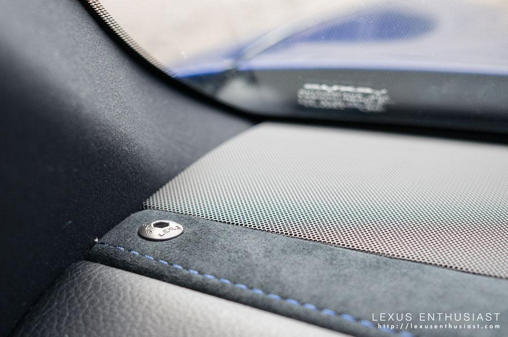 Lexus GS F LFA Bolt