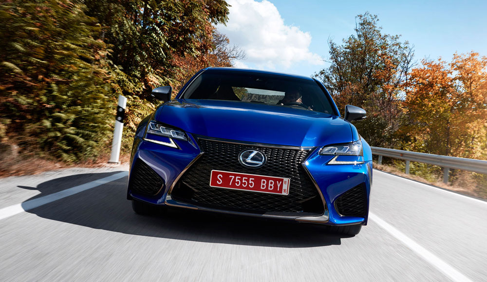 Lexus GS F Photo Galleries