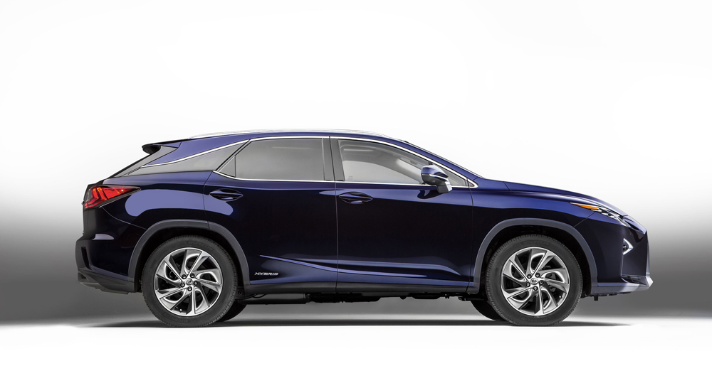 Elegant Lexus USA Announces Pricing For All New 2016 RX 350 U0026 RX 450h | Lexus  Enthusiast