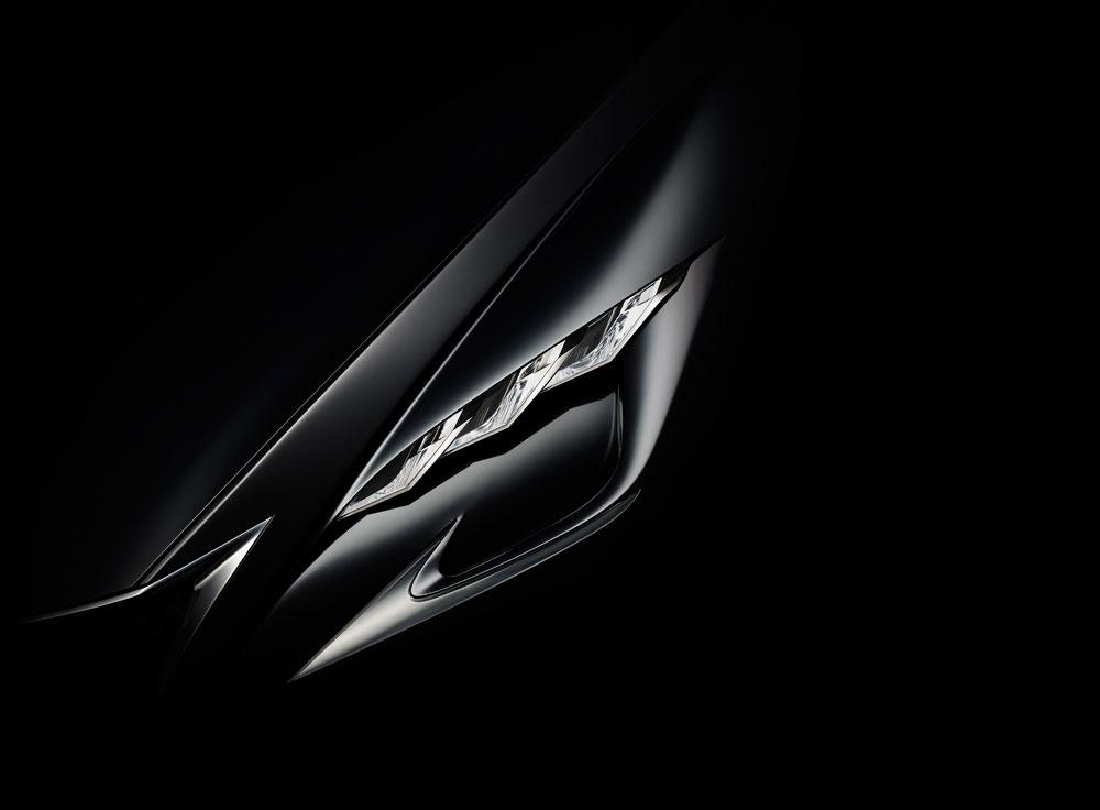Lexus Concept Tokyo Full Rez