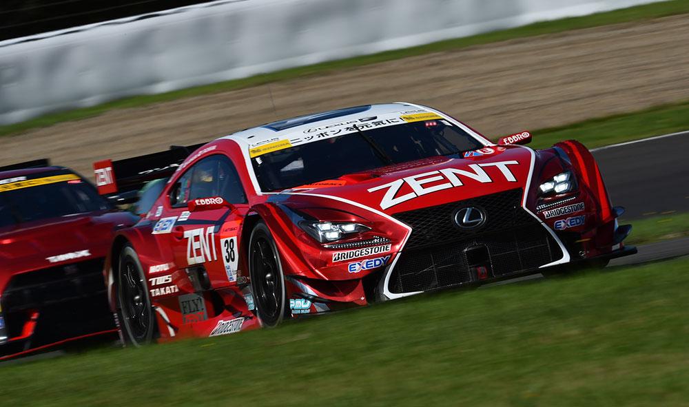 Lexus RC F ZENT CERUMO