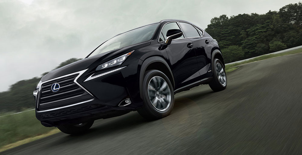 Lexus October 2015 Sales