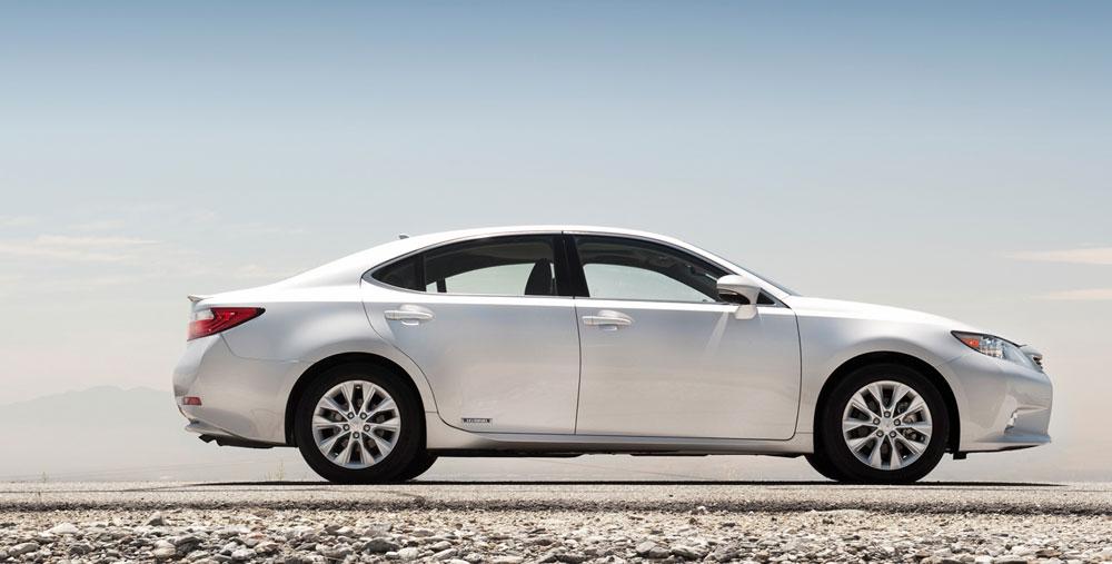 Lexus ES 300h 350 Recall