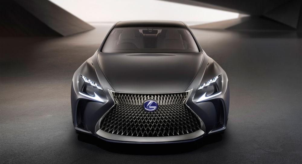 Lexus LF-FC Next-Gen LS