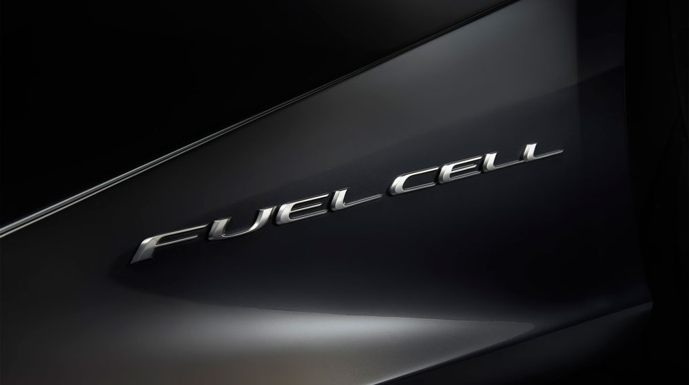 Lexus Fuel Cell Badge
