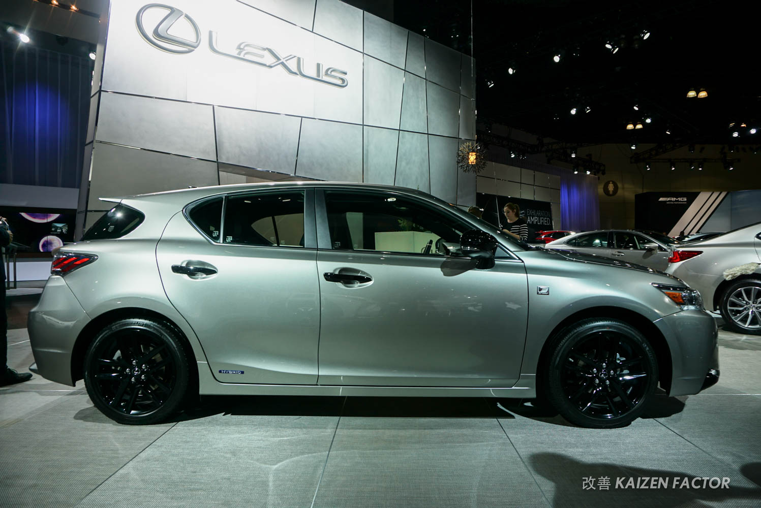Lexus Ct200H F Sport >> Lexus USA Reveals Special Edition CT 200h F SPORT in ...