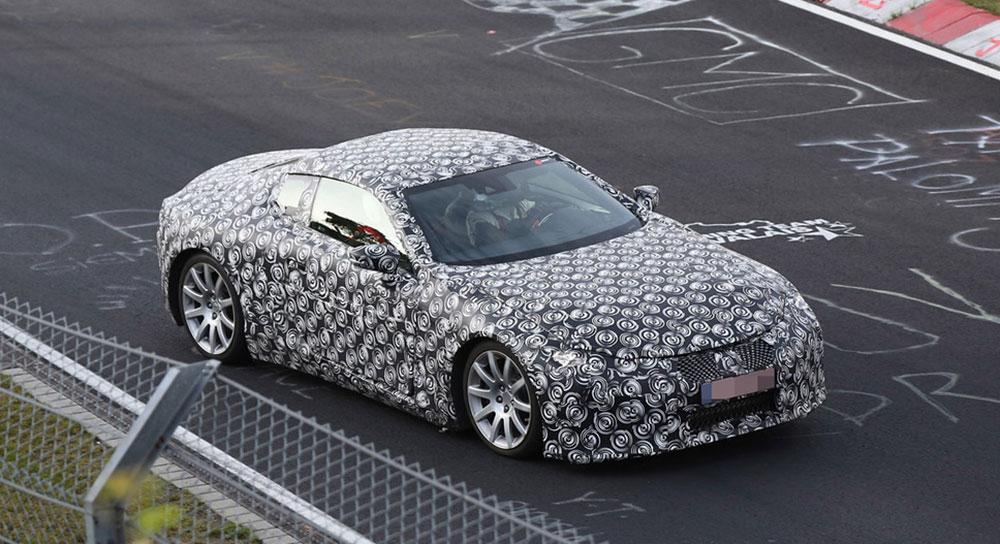 Lexus LC Prototype Nürburgring