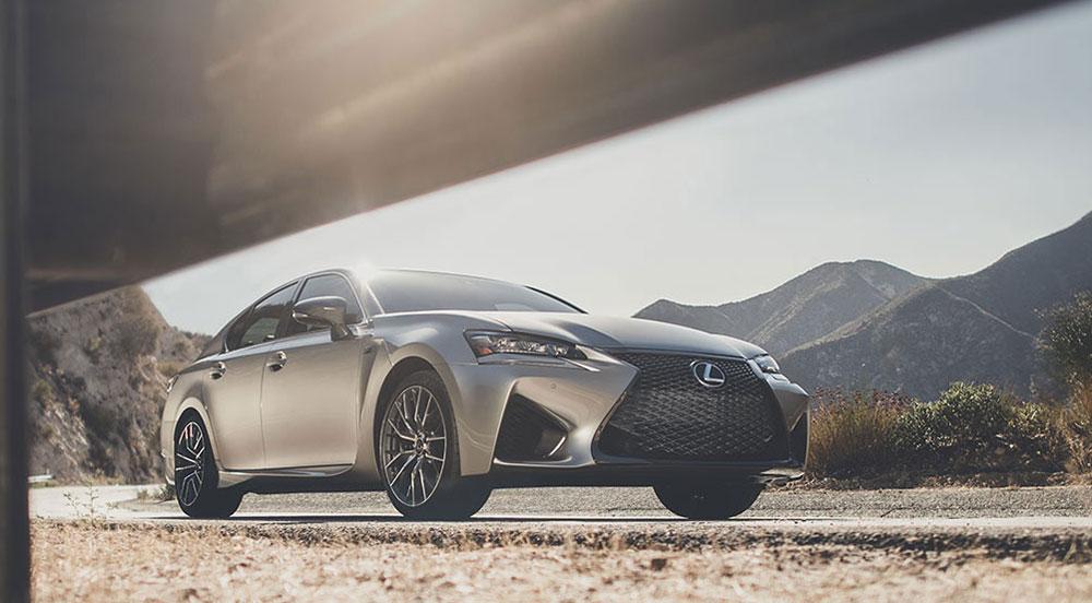 Lexus GS F Lexus.com