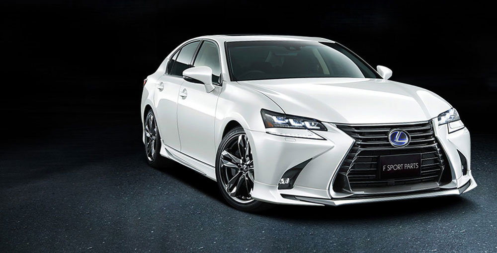 Lexus GS Modellisia Body Kit