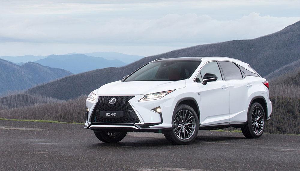 Lexus RX F Rumor