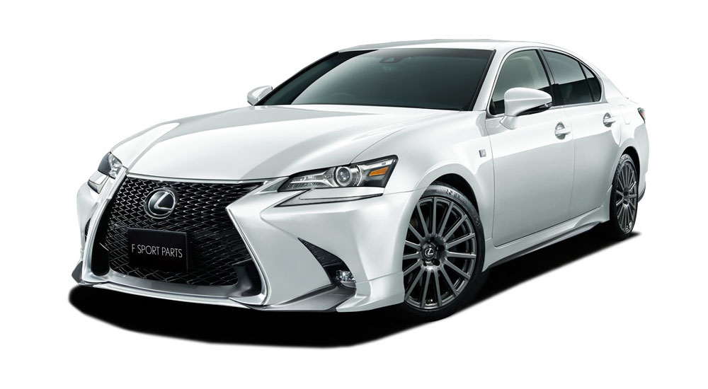 Lexus GS F SPORT TRD Japan