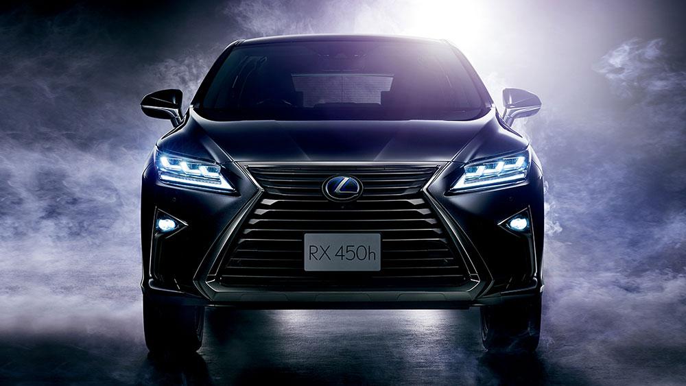 Lexus RX Crossover