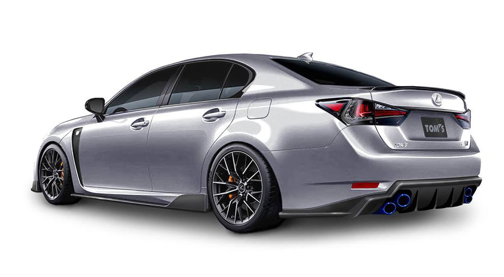 Lexus GS F TOM'S Kit