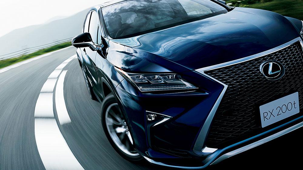 Lexus RX Pre-Orders