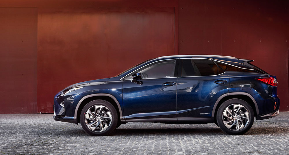 Lexus RX November 2015 Sales