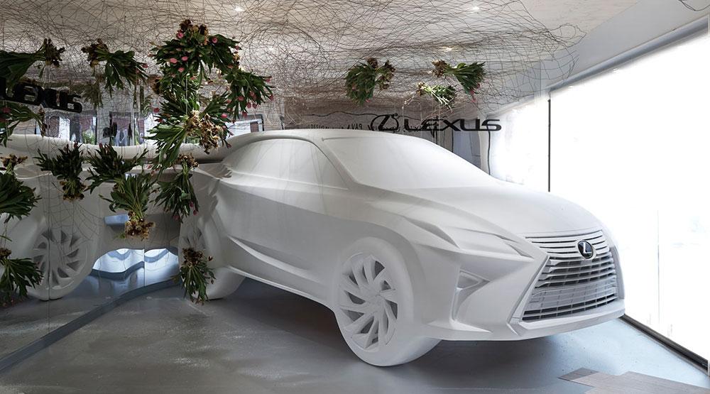 Lexus Australia Pavilion